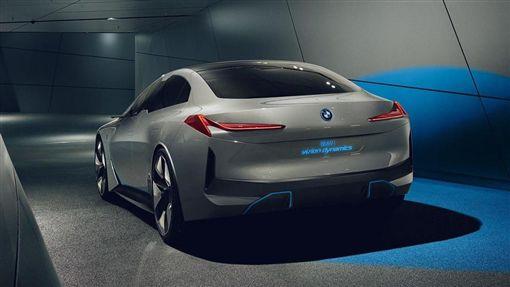 BMW i Vision Dynamics Concept(圖/翻攝網路)
