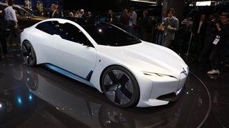 BMW i4將在2021年登場