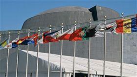 紐約聯合國總部外觀(圖/翻攝維基百科)