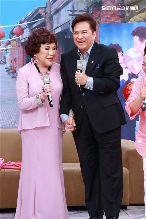 周遊、李朝永圖/記者李依純攝影