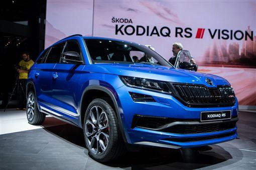 Skoda Kodiaq RS(圖/翻攝網路)