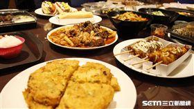 韓國美食。