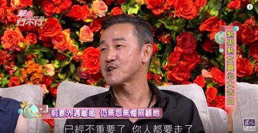 陳為民(翻攝自東風衛視YT)