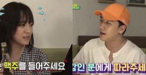 BIGBANG,勝利,世正,陪酒,性騷擾,兩性平等/翻攝自tvN