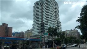 林口街景。(圖/記者蔡佩蓉攝影)