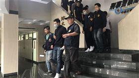 台北,刑事局,日本,愛知縣,詐騙。翻攝畫面