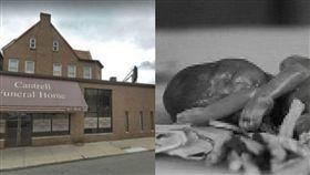 天花板,嬰屍,靈異,殯儀館,廢棄,業者,美國,底特律 圖/翻攝自泰國網、Google地圖