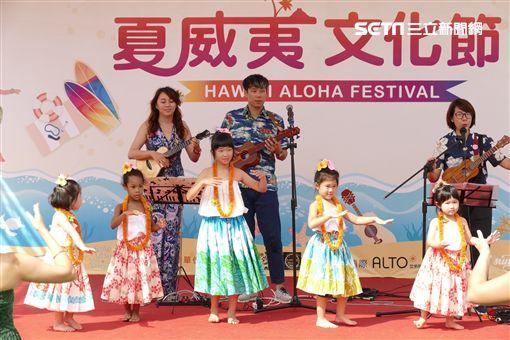 華山大草皮,夏威夷,ALOHA文化節,機票