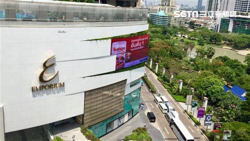 曼谷。(圖/記者蔡佩蓉攝影)