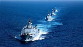 中國、馬來西亞、泰國三國要在馬來西亞舉行聯合軍事演習(圖/翻攝自@PDChina 推特)