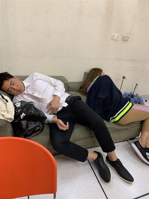 小禎,梁赫群/翻攝自臉書