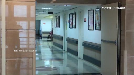 踹門爆衝突? 患者家屬病房PK苦了護理師