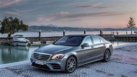 2020年Mercedes-Benz S-Class將會導入Level 3自動駕駛。(圖/翻攝網站)