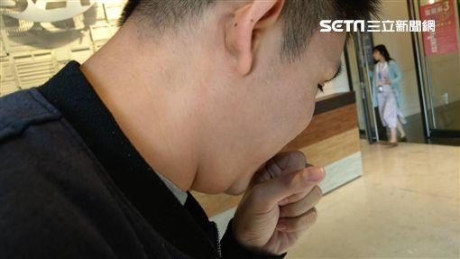 喉嚨,痰,下咽癌,肝病防治學術基金會咳嗽圖/資料照