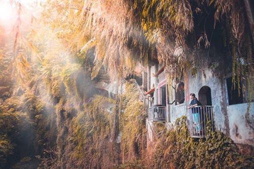 新北市秘境,銀河洞瀑布(翻攝自stanley_pic IG)