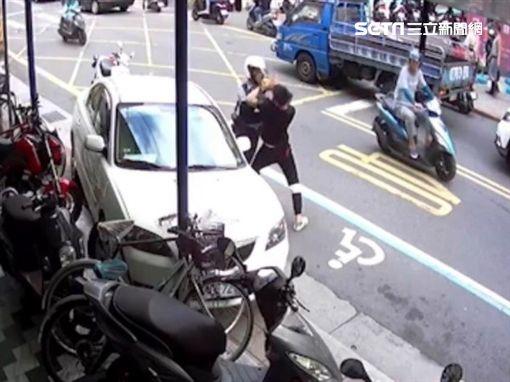 酒駕,屁孩,競速,台北,翻攝畫面