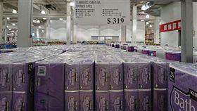 好市多衛生紙被網友發現漲價20元。(圖/取自臉書社團Costco好市多 商品經驗老實說)