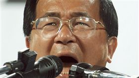 陳水扁,阿扁,前總統▲圖/美聯社/達志影像