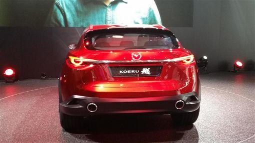 Mazda Koeru概念車(圖/翻攝網路)