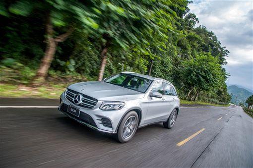 GLC限定車型亦提供零利率購車優惠。(圖/Mercedes-Benz提供)