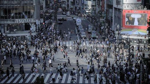 日本旅遊、人潮/pixabay