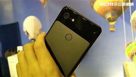Google的全新手機Pixel 3與Pixel 3 XL 葉立斌攝