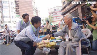 三民區掃街 陳其邁:翻新生意會更好