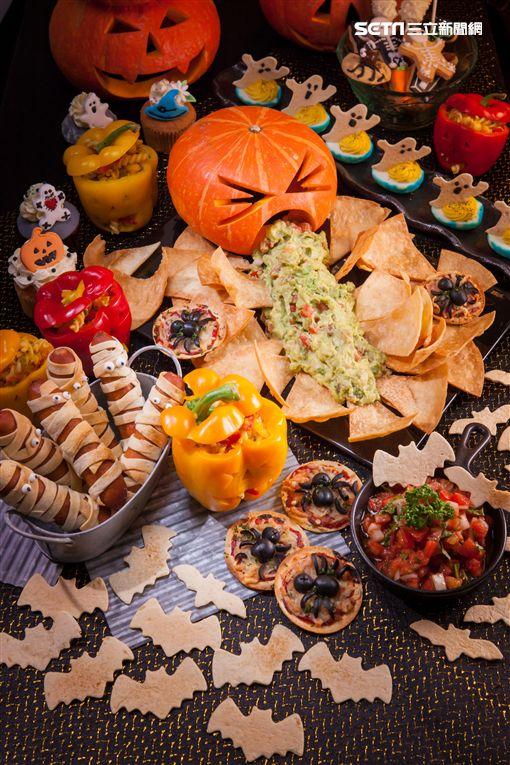 萬聖節,開元食品,開元,墨西哥餅皮,餐點