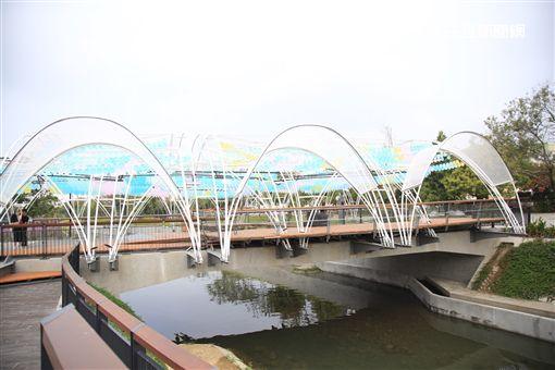 花博水園區(圖/台中市政府提供)