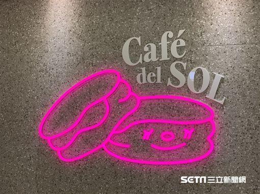 日本福岡的知名鬆餅品牌「Café del SOL」。(圖/記者馮珮汶攝)