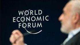 瑞士世界經濟論壇(WEF)(圖/翻攝自世界經濟論壇臉書)