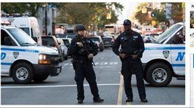 槍擊案成習慣?紐約25年來首個和平週末 警局長:驕傲(圖/翻攝自CNN)