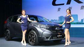 Honda CR-V(圖/車訊網)