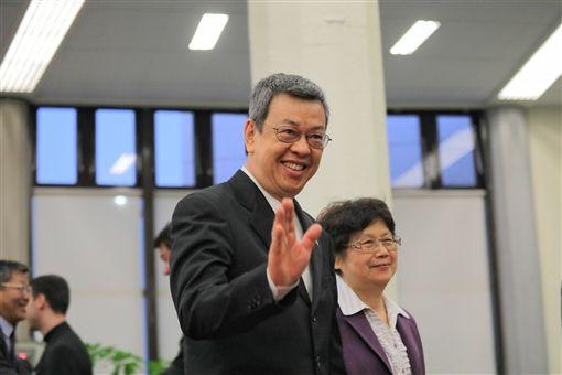 副總統陳建仁。(圖/總統府提供)