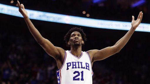 費城、塞軍非世仇?恩比德:我們狂輸NBA,波士頓塞爾提克,費城76人,世仇,Joel Embiid翻攝自推特