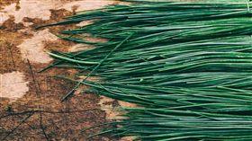 韭菜(示意圖/翻攝自Pixabay)