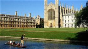 劍橋,旅遊,限制人數,中國遊客,英國,徐志摩 圖/翻攝自維基百科