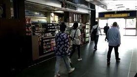 台北車站,跳電,變壓器(圖/翻攝畫面)