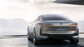 BMW i4。(圖/翻攝網站)