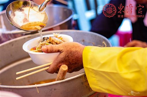 東港飯湯好滋味 東隆宮用美食宣傳迎王祭典