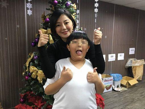 傅天穎、陳子強/臉書