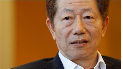 台積電董事長劉德音接受《路透》專訪。(圖/翻攝自路透)