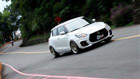 HKS Swift Sport Tuning(圖/車訊網)
