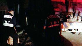 嘉義男子傳遭高壓電擊 消防分隊長救護也被電