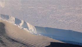 科學家監測南極羅斯冰架,意外錄到詭異聲音。(圖/翻攝YouTube)
