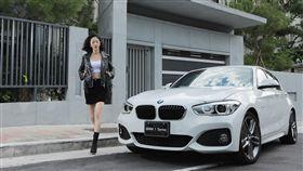 BMW 2019年式1系列。(圖/BMW提供)