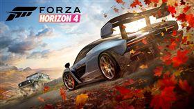 Forza Horizon 4「極限競速:地平線 4」。(圖/Xbox提供)