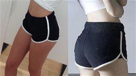 男女都喜歡「真理褲」。(圖/翻攝自「爆廢公社」)