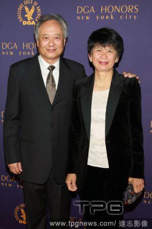 李安,導演,年度終身成就獎,台灣之光/達志影像