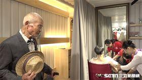 八旬老夫妻等了60年 終於拍了婚紗照/天主教中華聖母基金會授權提供